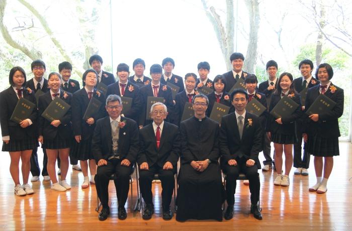 卒業礼拝式