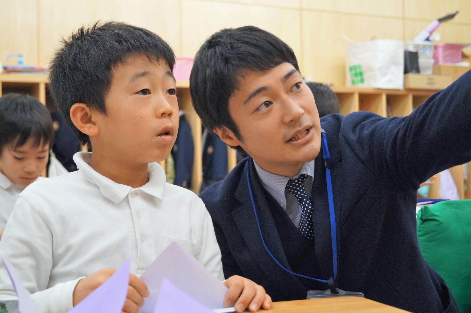 学園生活と行事(ステップアップタイム)